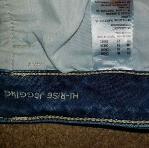 Size 18 Short American Eagle Skinny Jeans.